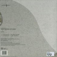 Back View : Clint Stewart - THROWING STONES EP - Second State Audio / SNDST006