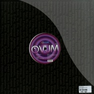 Back View : Vince Watson - DEJA VU (JOSH WINK REMIX) - Ovum / OVM250
