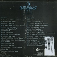Back View : Various Artists - AMNESIA IBIZA - OBSESSION (2XCD) - Dj Center Records / 370057830978