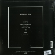 Back View : DJ Richard - GRIND (2X12INCH LP) - Dial LP 033