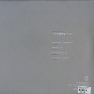 Back View : Lumieux, Emi, Piticu & Xandru - NEDEFINIT I (180G / VINYL ONLY) - Undefined / UNDF001