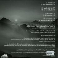 Back View : Enrico Mantini - MILESTONES (COLOURED 180G 2X12 LP) - Down Da Mountains / DDMNT01