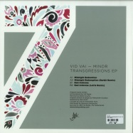 Back View : Vid Vai - MINOR TRANSGRESSIONS EP (VINYL ONLY) - TVIR / TVIR007