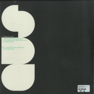 Back View : Komon & Will Saul - EVES SEVEN, RECLOOSE REMIX - Aus Music / AUS105