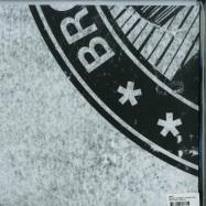 Back View : Kaset - PROJECT MOHAWK 7 (10 INCH DUB) - Broken Audio / BRKN029