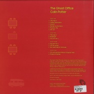 Back View : Colin Potter - THE GHOST OFFICE (2X12 LP) - Deep Distance / dd48