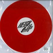 Back View : V/A (Mancini, Cab Drivers, Wlad) - HEDZUP EP (COLOURED VINYL) - Hedzup Records / HDZ03
