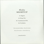 Back View : Blixaboy - MAGMITE EP - Fanzine Records / FAN007