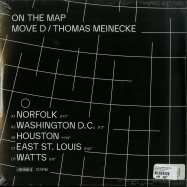 Back View : Move D & Thomas Meinecke - ON THE MAP (2X12 LP) - Ominira / OMLP12HJ