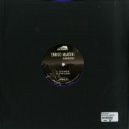 Back View : Enrico Mantini - MILESTONES PT. 1 (PURPLE VINYL) - Down Da Mountains / DDMNT01-FX1