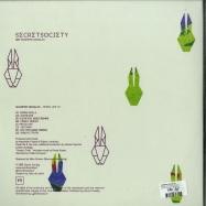 Back View : Shampoo Douglas - PESTO LIFE LP (2X12INCH) - Secret Society Chile / SCRTC005