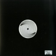 Back View : Micha Klang - ORDING EP (INCL. STEVE OSULLIVAN REWORK) - Hyperspace Records / HSR004