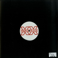Back View : BIZZ O.D. - THE NEW YORK PUSH - TEMPLE TRAXX / TTXX004