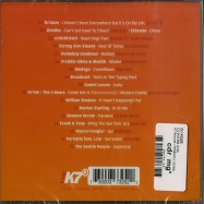 Back View : DJ Koze - DJ-KICKS (CD) - K7 Records / K7325CD (112162)
