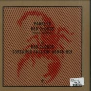 Back View : Parallx - RED CLOUDS (10 INCH) - R - Label Group RR1 / 16270