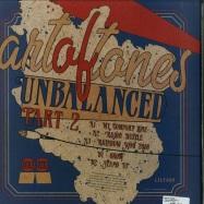 Back View : Art Of Tones - UNBALANCED PART 2 - Local Talk / LTLP009