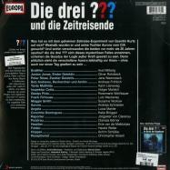 Back View : Die drei ??? - UND DIE ZEITREISENDE (2LP) - Europa / 88985467131