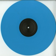 Back View : Unknown - 303 505 EP (TURQUOISE VINYL) - Planet Rhythm / 303505