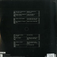 Back View : Various Artists - THE HOUSE THAT CR2 BUILT (LTD CLEAR 2LP) - Cr2 Records / 12C2LD020 / 12C2LD20