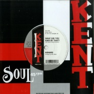 Back View : Milton James & The Creators - MY LONELY FEELING (7 INCH) - Kent / TOWN170
