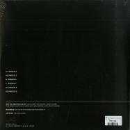 Back View : LSD - SECOND PROCESS (2X12 INCH LP) - LSD / LSD001