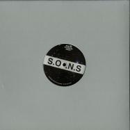 Back View : S.O.N.S presents SYO - TEARS / D.U.N.E - S.O.N.S - Nuagon Infinite Oceans / SO-06NI-NS - NIO001