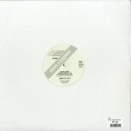 Back View : Mikki - DANCE LOVER (WHITE VINYL) - High Fashion Music - MS476_Colour