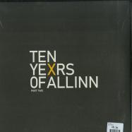 Back View : All Inn - X (4X12INCH) - All Inn / ALLINNX