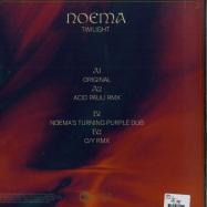 Back View : Noema - TWILIGHT EP - Magicwire / MAGIC014