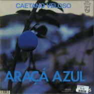 Back View : Caetano Veloso - ARACA AZUL (180G LP) - Philips / 700154
