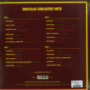 Back View : Various Artists - REGGAE GREATEST HITS (2LP) - Wagram / 3370196 / 05179341