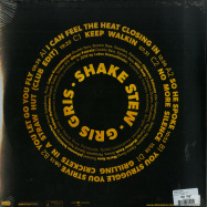 Back View : Shake Stew - GRIS GRIS (2LP, 180 G VINYL) - Traumton / 05180291