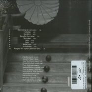 Back View : Free Desmyter & Bassem Hawar - THE TAKENOUCHI DOCUMENTS (CD) - W.E.R.F / werf160CD