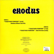 Back View : Exodus - TOGETHER FOREVER - Spaziale Recordings / SPZ007