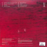 Back View : Rafael Anton Irisarri - PERIPETEIA (LP) - Dais / DAIS150LP / 00140033