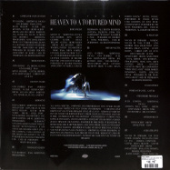Back View : Yves Tumor - HEAVEN TO A TORTURED MIND (SILVER LP + MP3) - Warp Records / WARPLP304X