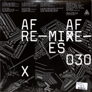 Back View : Various Artists - REMIXES (3X12 INCH) - Analogical Force / AF030LP