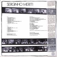 Back View : Serginho Meriti - BONS MEMENTOS (LP) - Time Capsule / TIME006 / 05198371