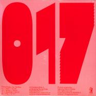 Back View : Moritz Piske - ON THE RAW - Salon Records / SALON017
