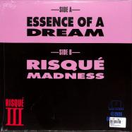 Back View : Risque III - ESSENCE OF A DREAM - Dark Entries / DE 281