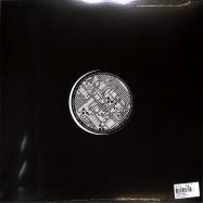 Back View : Robert Hood - THE BLUEPRINT EP - Rekids / REKIDS184