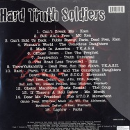 Back View : Various Artists - HARD TRUTH SOLDIERS VOL.1 (2LP) - Guerrilla Funk / GFK31026-1