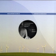 Back View : Carsten Franke - SHADOWS & SIGNS EP - Ostwind / OW007