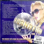 Back View : Various Artists - CLUBNATION VOL.1 (2XCD) - GM Productions / GMPRO007