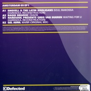 Back View : Defected In The House - AMSTERDAM 09 PART 1 - Defected / ITH30EP1