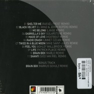 Back View : Ferry Corsten - TWICE IN A BLUE MOON REMIXED (CD) - Flash Over / 9000971020