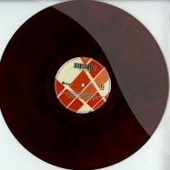 Back View : Oscar Barila & Maiki - PRESS FOR THE TRUTH (ALDO CADIZ RMX) (COLOURED VINYL) - Beatwax / BW006