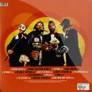 Back View : De La Souls Plug1 & Plug2 - FIRST SERVE (2X12 LP) - Jesgrew Records  / B-PIASR290LP