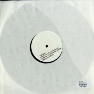 Back View : Denis Yashin - MORE THAN A LITTLE BIT - Metropolitan Records / metpo009