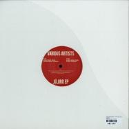 Back View : Takayuki Shiraishi / Mitsuaki Komamura / Miruga / Mahal - JUJIRO EP - Rough House Rosie / RHR006